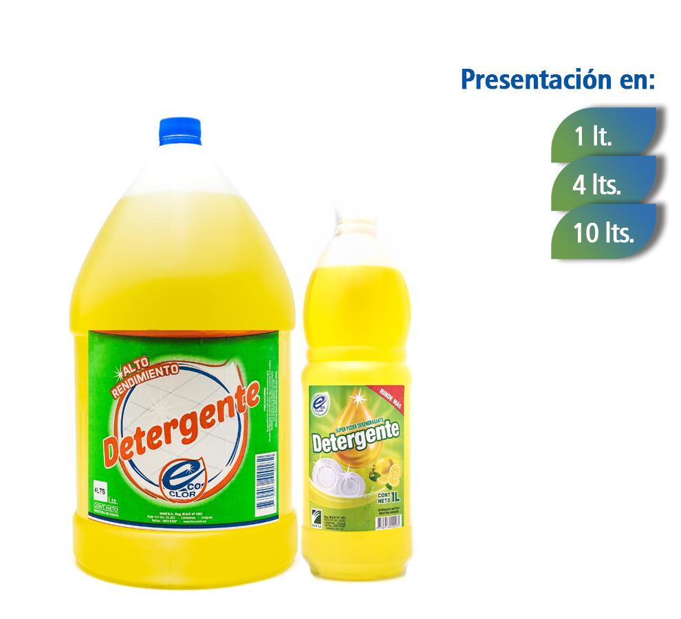 Detergente Germicida